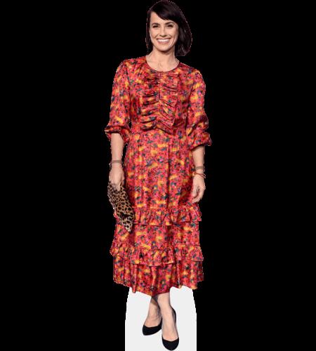 Constance Zimmer (Long Dress)