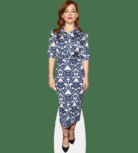 Jane Levy (Blue Dress)