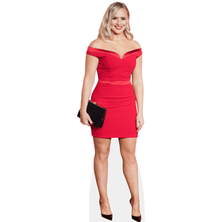Amy Walsh (Red Dress)