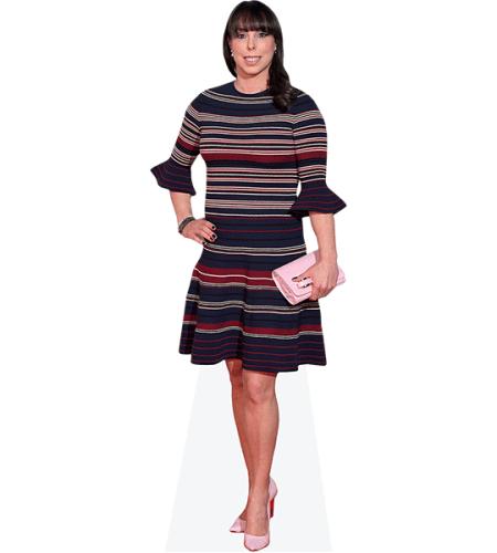 Beth Tweddle (Stripes)