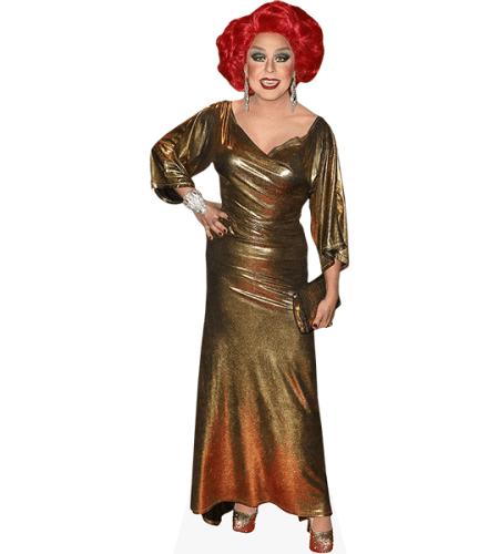 Chris Dennis (Gold Dress)