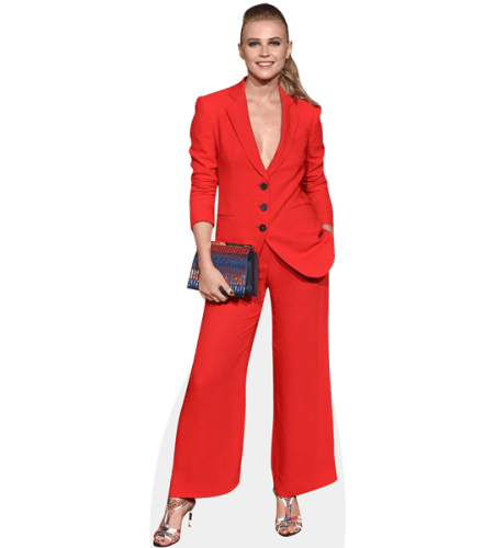 Jeanne Goursaud (Red Suit)