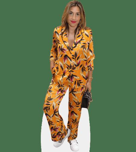 Melanie Blatt (Orange Outfit)