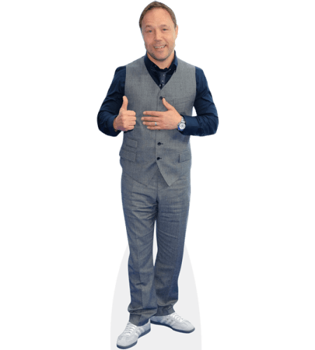 Stephen Graham (Grey Outfit)