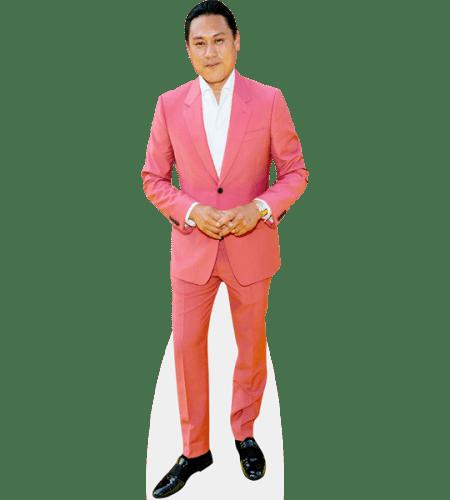 Jonathan Murray Chu (Pink Suit)