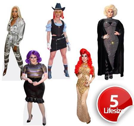 Drag Queens (UK) Pack 1