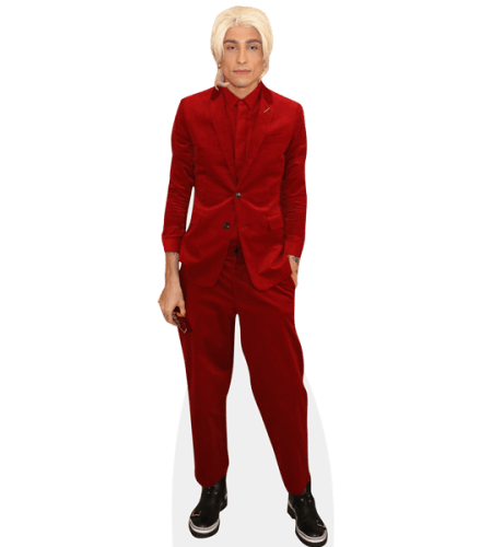 Kyle De'volle (Red Outfit)