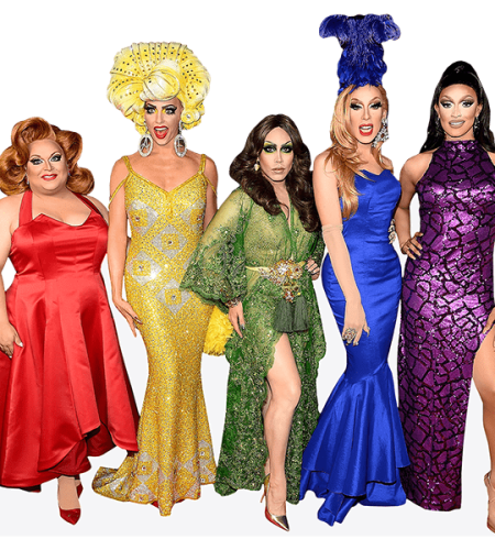 Drag Queens (Group 4)