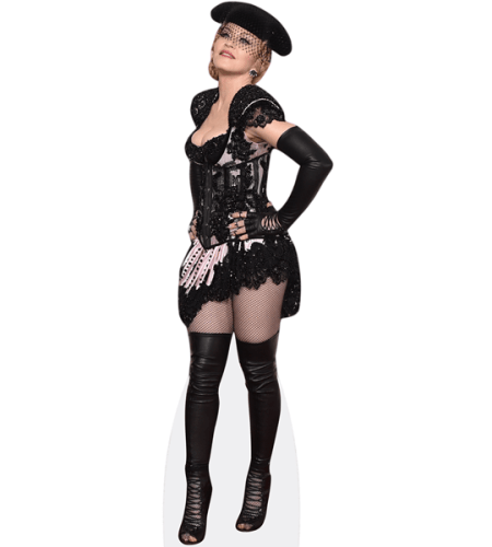 Madonna (Leather Boots)