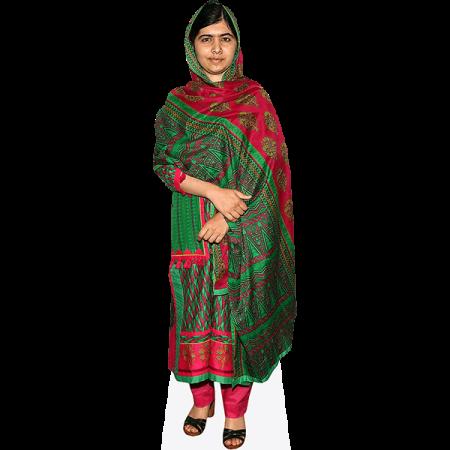 Malala Yousafzai (Long Dress)