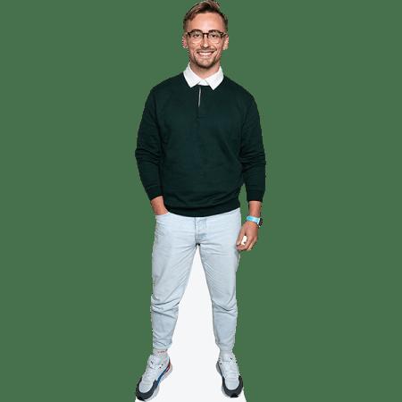 Nicholas Collier (White Trousers)