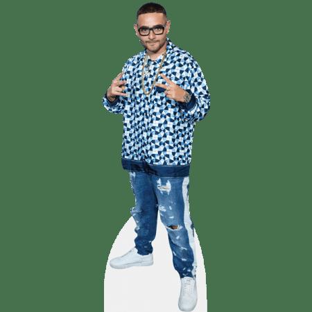 Rocco Pagliarulo (Blue Outfit)