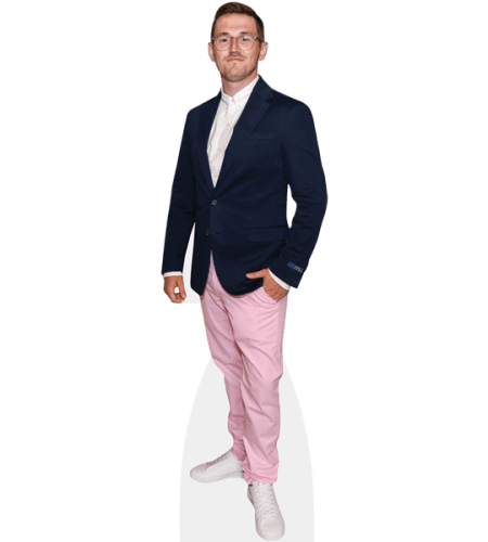 Tom Cassell (Pink Trousers)