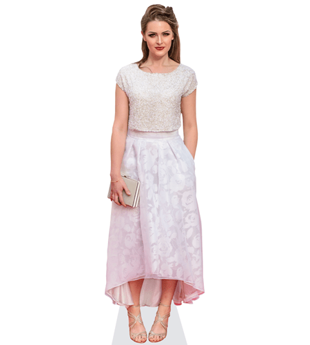 Anna Passey (Pink Skirt)