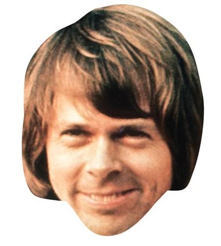 A Cardboard Celebrity Masks of Bjorn Ulvaeus