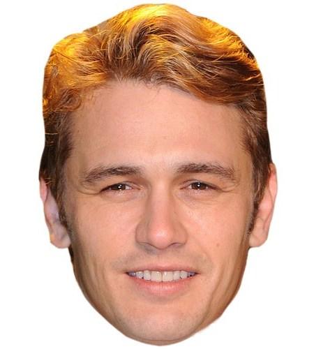James Franco Celebrity Mask