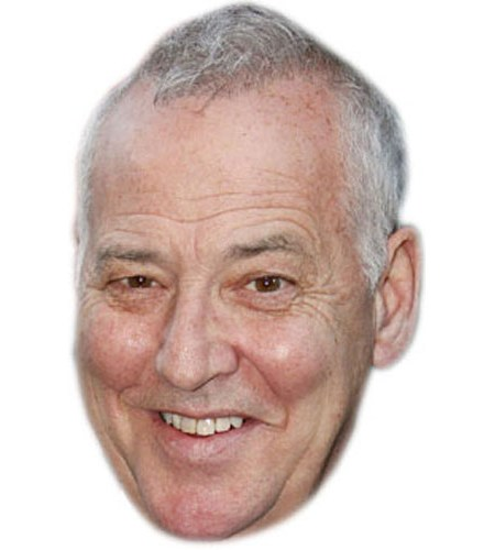 A Cardboard Celebrity Michael Barrymore Mask