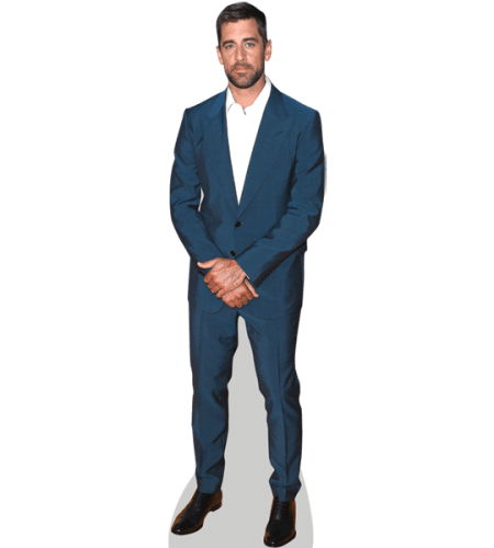 Aaron Rodgers (Blue Suit)