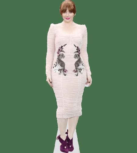 Bryce Dallas Howard (Pink Dress)