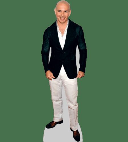 Pitbull (White Trousers)