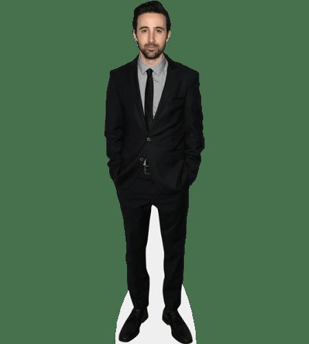 Josh Zuckerman (Black Suit)
