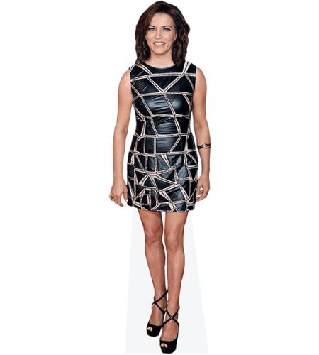 Martina Mcbride (Black Dress)
