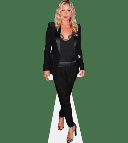 Christina Applegate (Black Outfit)