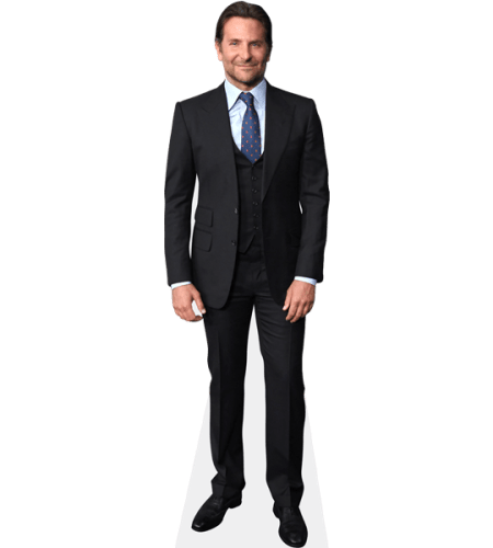 Bradley Cooper (Black Suit)