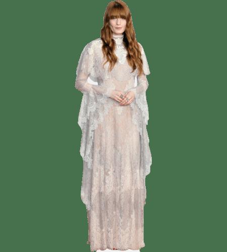 Florence Welch (Long Dress)
