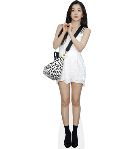 Irene (White Outfit)