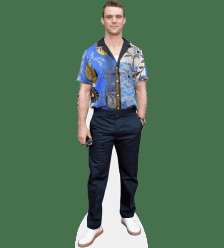 Jesse Spencer (Blue Shirt)