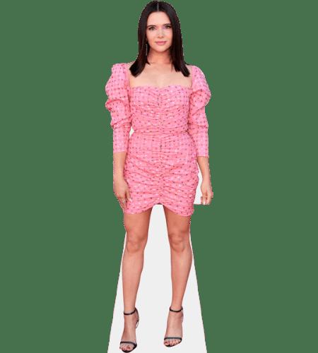 Katie Stevens (Pink Dress)