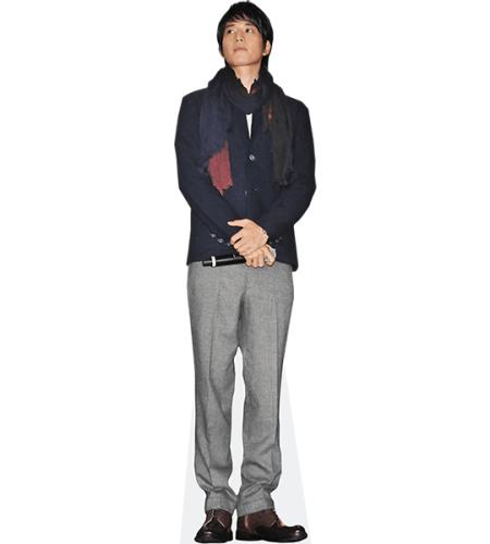 Osamu Mukai (Jacket)
