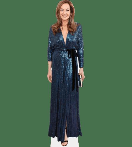 Allison Janney (Blue Dress)