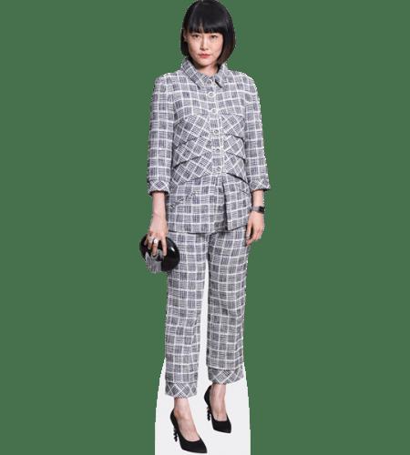 Rinko Kikuchi (Suit)