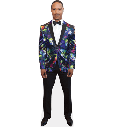 Brian J. White (Colourful Blazer)