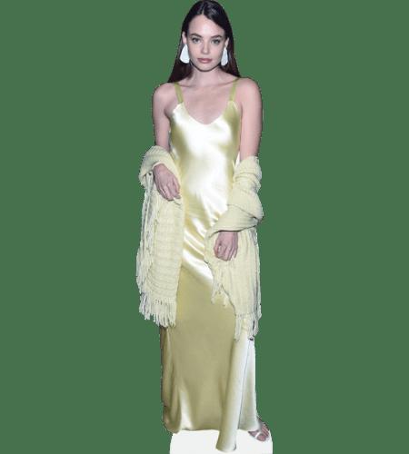 Kristine Froseth (Yellow Dress)