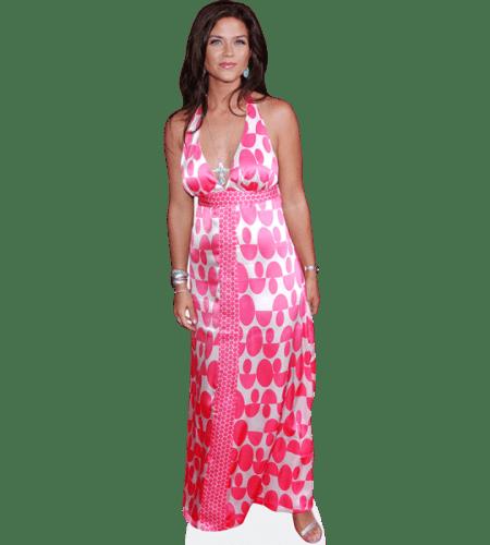 Susan Ward (Pink Dress)