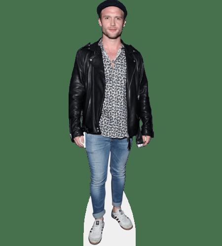 Chris Fountain (Leather Jacket)