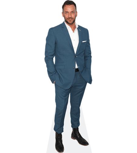 Craig Parker (Blue Suit)