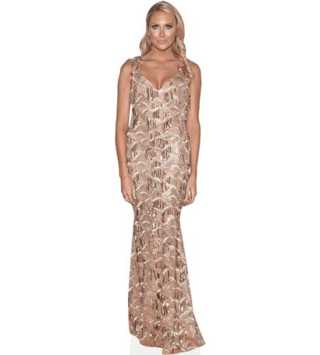 Stephanie Pratt (Long Dress)
