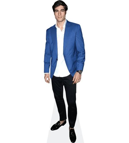 Danilo Carrera (Blue Blazer)