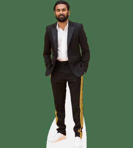 Smart Himesh Patel Mini Cutout