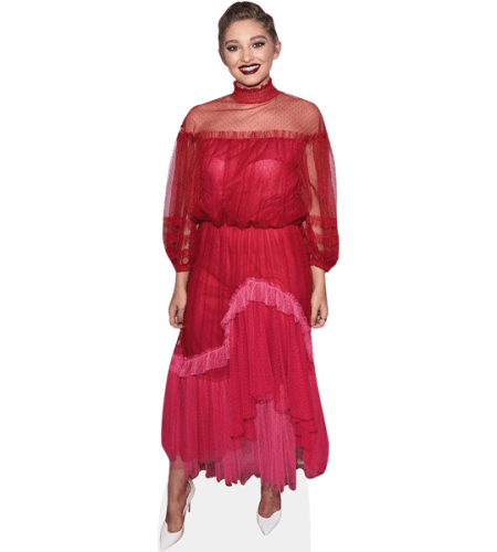 Willow Shields (Pink Dress)