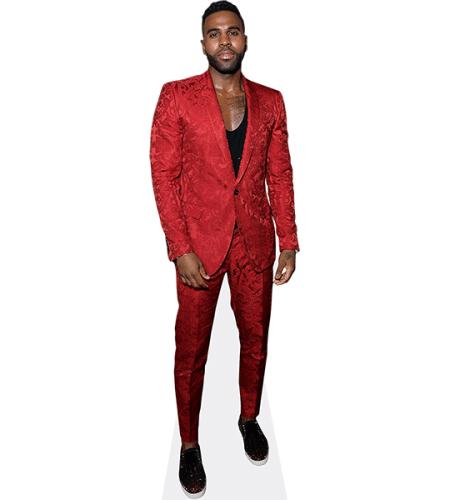 Jason Derulo (Red Suit)