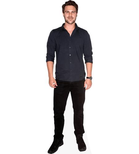 Grey Damon (Blue Shirt)