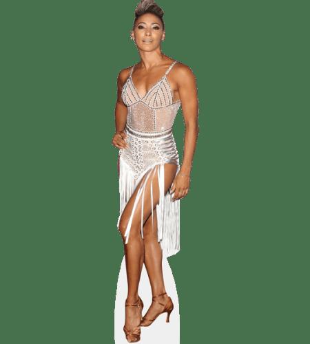 Karen Hauer (Dance Outfit)