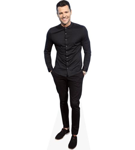 Mark Wright (Black Shirt)