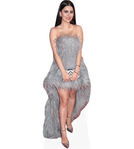 Azra Bajrami (Fluffy Dress)