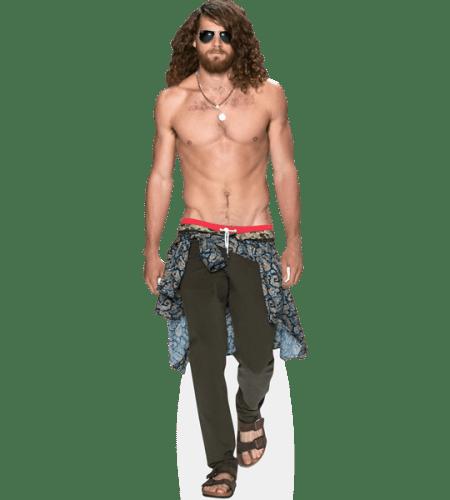 Cashel Barnett (Topless)
